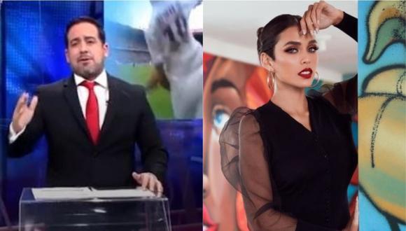 Óscar del Portal se pronuncia tras derrota de Janick Maceta. (Foto: @janickmaceta/captura de video)