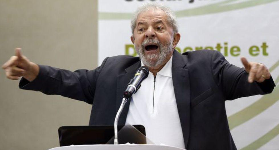"Lula da Silva: ""Queremos que Dilma (Rousseff) vuelva para que corrija los errores que cometimos"". (AP)"