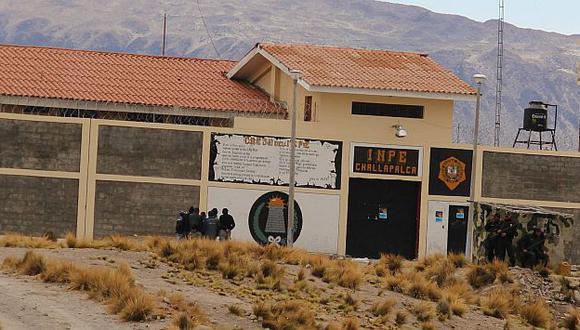 Puno: Presos del norte son cuidados al milímetro en penal de Challapalca. (USI)