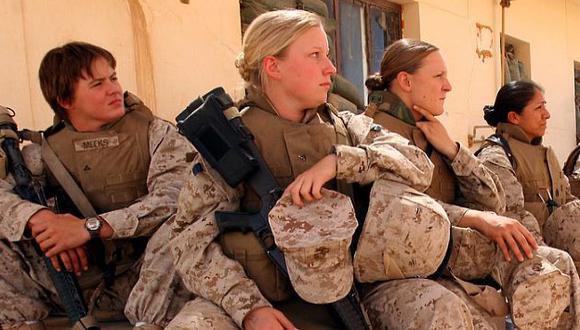 Noruega aprobó el servicio militar obligatorio para las mujeres. (Tumblr.com/Referencial)