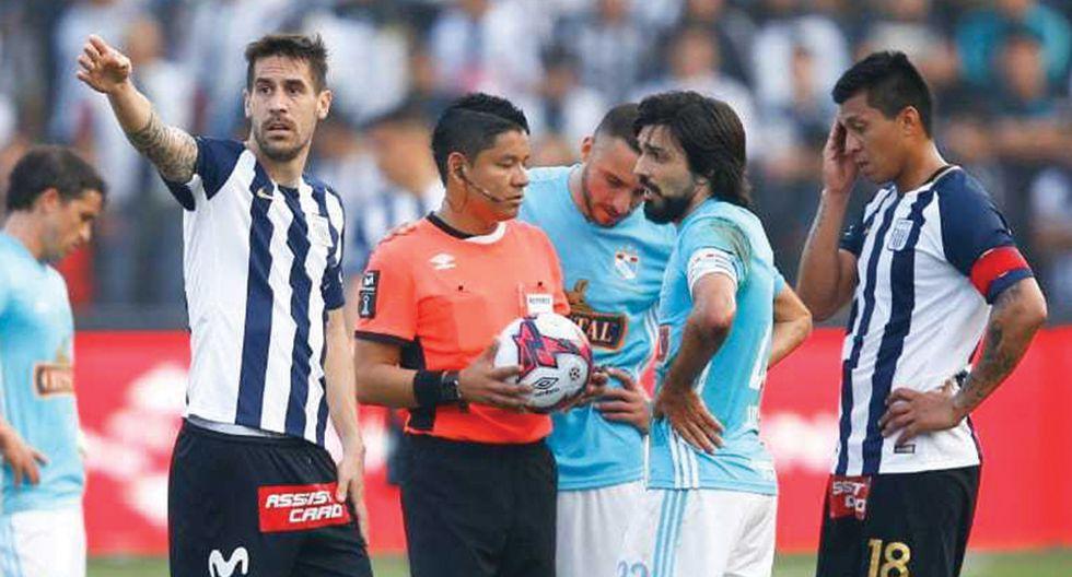 Alianza Lima vs. Sporting Cristal se suspendió a los 19 minutos del segundo tiempo. (Foto: Francisco Neyra, Depor)
