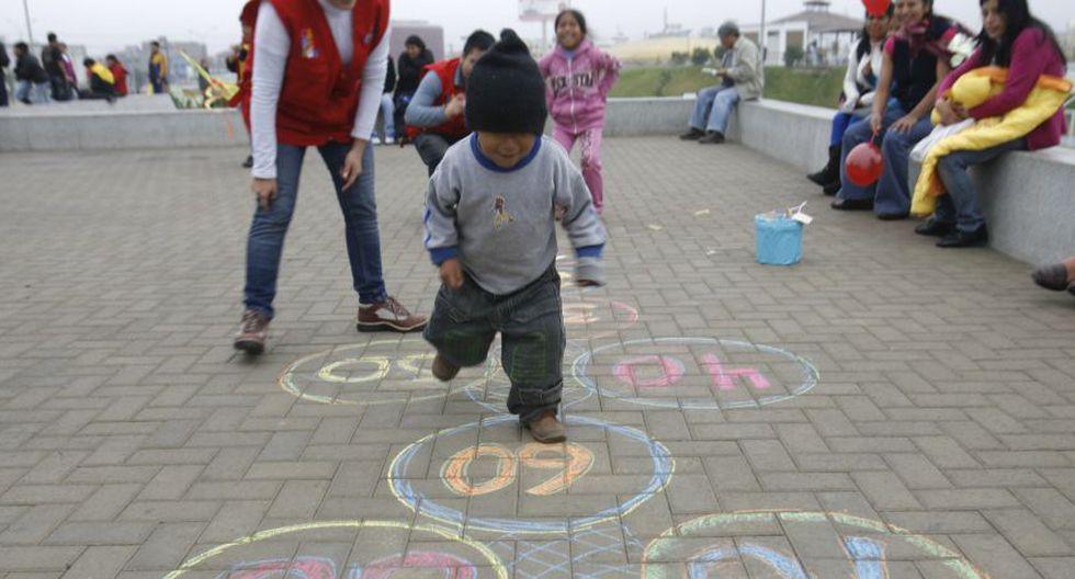 Déjenlos jugar. (PikoTamashiro/Perú21)
