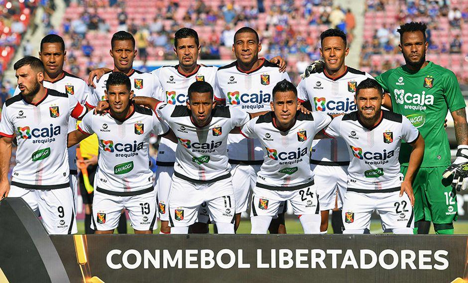 Melgar enfrentará a Caracas por el pase a la fase de grupos de la Copa Libertadores. (Foto: AFP)