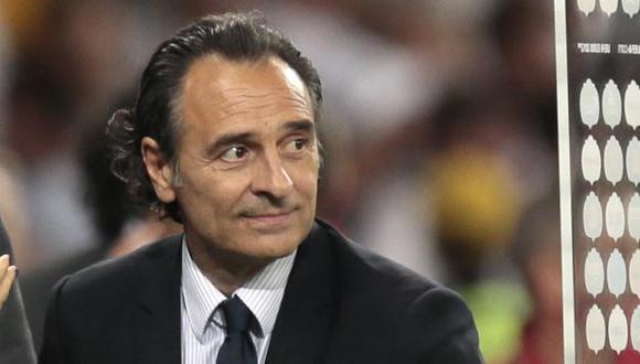 Prandelli elogia al rival. (AP)