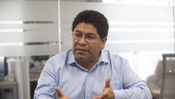 Espinoza recordó que el gabinete Cateriano tiene 72 horas para formalizar su dimisión. (Foto: GEC)