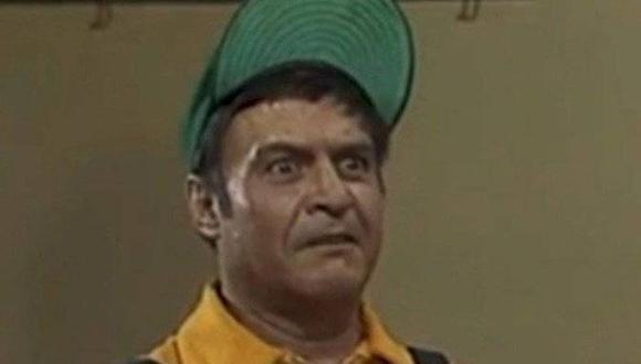 El papel de Godínez era interpretado por Horacio Gómez Bolaños, hermano de 'Chespirito' (Foto: Televisa)