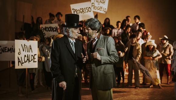 'Un enemigo del pueblo' se presenta en el Teatro Roma de Santa Beatriz (ENSAD)