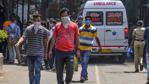 India se prepara para la reapertura tras un periodo de confinamiento de 10 semanas. (Foto: AFP)