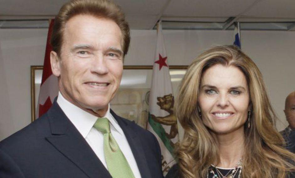 Schwarzenegger y Shriver anunciaron su separación en mayo pasado. (AP)