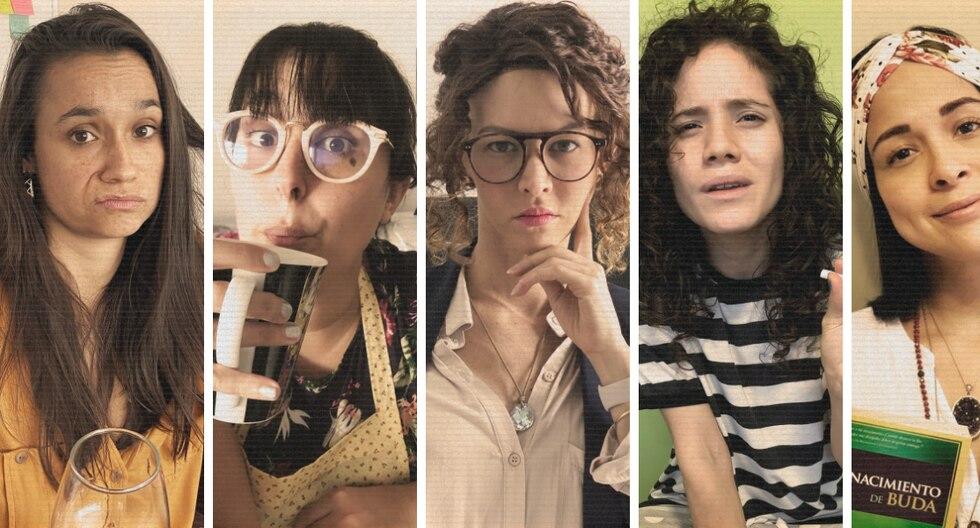 """Amigas del cole"""": Obra de teatro se presenta vía Zoom Cultura   Peru21"""