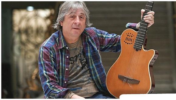 Pelo D'Ambrosio rendirá homenaje a la música andina previo al Día del Amor. (Foto: GEC)