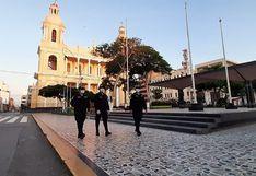 Efectivo policial es uno de los 13 infectados de coronavirus en Lambayeque