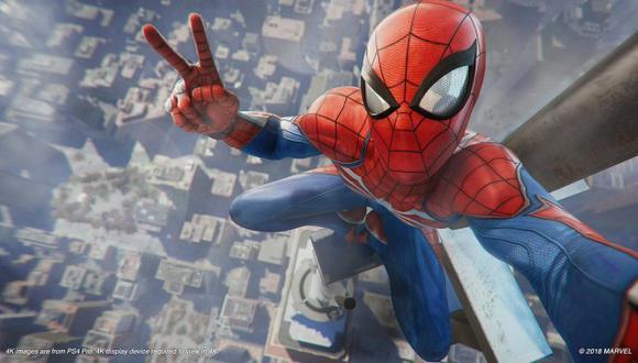 El trepamuros de la Marvel regresará al mundo de los videojuegos en un espectacular título exclusivo de PS4.