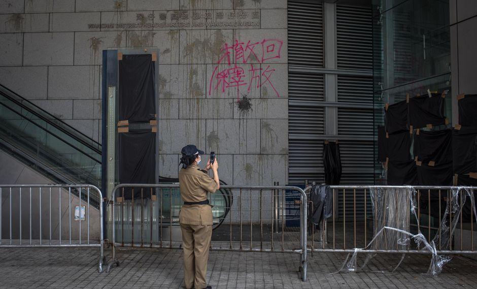 """""""La policía investigará rigurosamente estas actividades ilegales"""", añadió el comunicado oficial. (Foto: EFE)"""