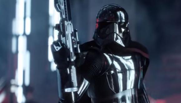 Las compañías EA y DICE publicaron un video en el que se aprecia a algunos de los principales personajes de la nueva trilogía de Star Wars
