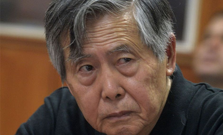 El ex presidente Alberto Fujimori permanece en una clínica desde que le revocaron el indulto humanitario. (Foto: Agencia Andina)