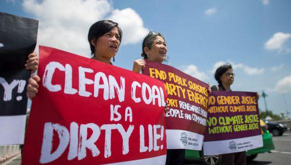 Se está acabando el tiempo para salvar el Acuerdo de París, advirtieron expertos climáticos de la ONU en una reunión clave en Bangkok, si las grandes naciones eluden su responsabilidad por el daño ambiental. (Foto: AFP)