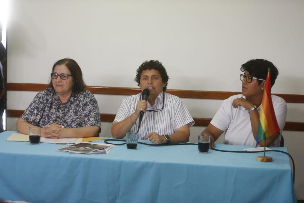 Poder Judicial declaró fundado el proceso de amparo interpuesto por dicha pareja contra el Reniec. (Mario Zapata/GEC)