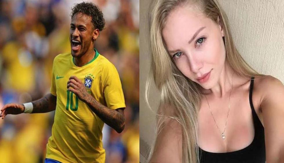 """Modelo que denunció a Neymar por violación: """"Es un adicto a la drogas, violento, necesita estar preso"""". (Composición)"""