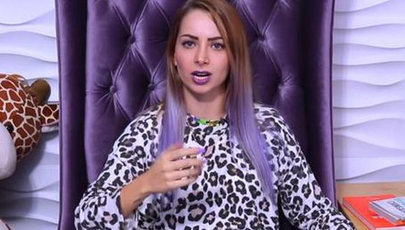 La youtuber Yoseline Hoffman fue detenida en México por pornografía infantil. (Captura YosStop / YouTube).