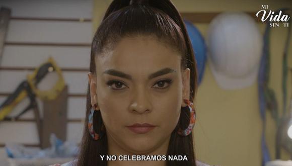 """Actores de """"Mi vida sin ti"""" se suman al """"Día de la No Violencia Contra la Mujer"""" con potente mensaje. (Foto: Captura de video)"""