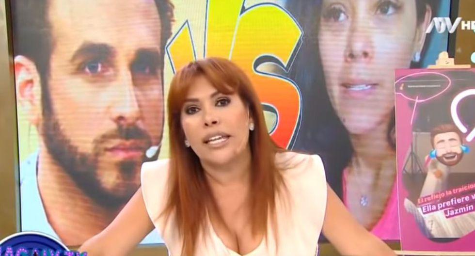 """Medina precisó que Latina, excasa televisora de González, ha emprendido una """"campaña de destrucción"""" en su contra. (ATV)"""