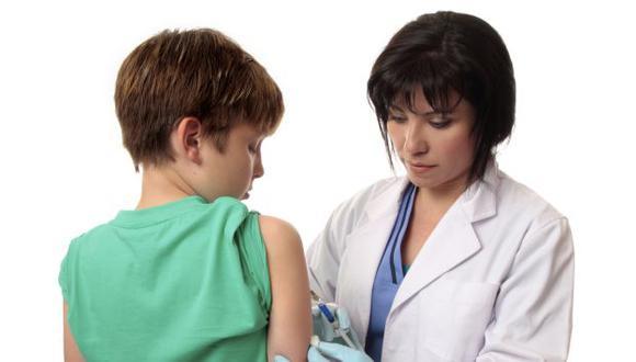 VACUNA. Combata la meningitis. (USI)