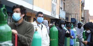 Ministro Martos anuncia que se evalúa declarar el acceso al oxígeno de interés nacional