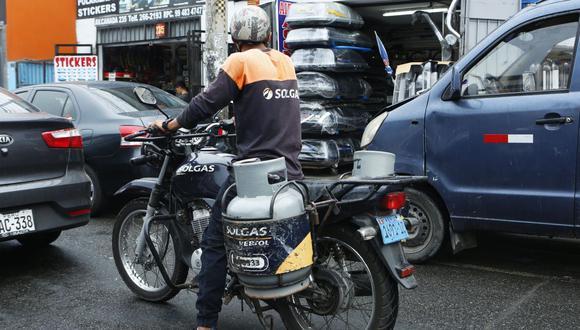 Solgas fue multado por el Indecopi por concertar precios del GLP. (Foto: GEC)