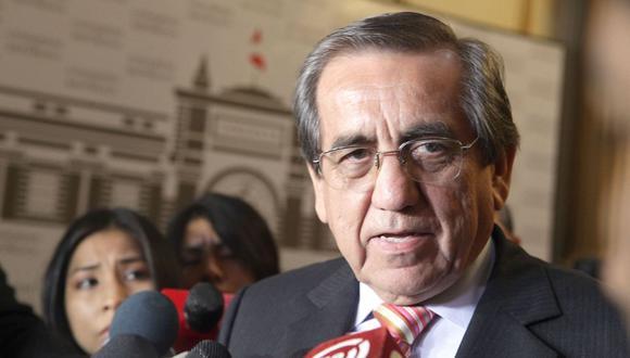 El parlamentario se mostró sorprendido por la propuesta del presidente Martín Vizcarra. (Foto: Difusión)