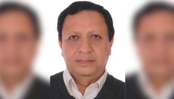 Roger Najar Kokally fue oficializado como el responsable del plan de gobierno de Perú Libre.