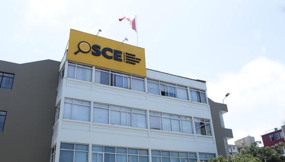 Procedimientos. La CCL considera que debe respetarse la capacidad fiscalizadora del OSCE. (Foto: GEC)