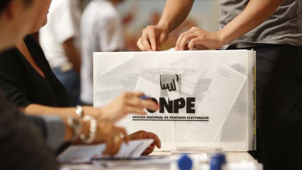 Más de 700 mil jóvenes votarán por primera vez en las elecciones del 10 de abril, según al ONPE. (USI)