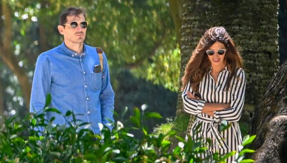 Iker Casillas acompaña a su esposa Sara Carbonero en su lucha contra el cáncer. (Foto: Agencias)