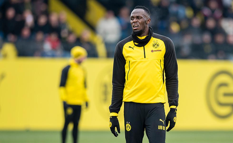 Usain Bolt tiene el récord mundial en la prueba de 100 metros planos con 9,58 segundos. (Getty Images)