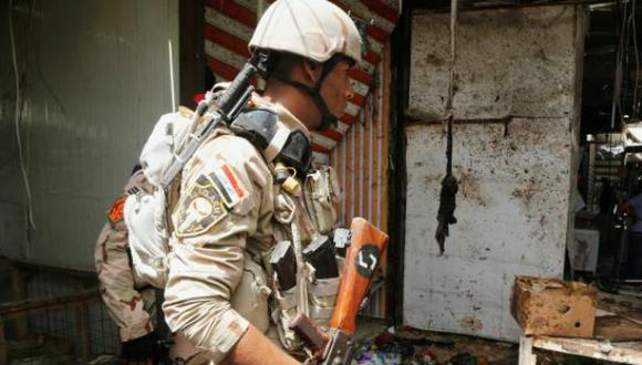 Ataques suicidas se vuelven constantes en capital iraquí. (Reuters)