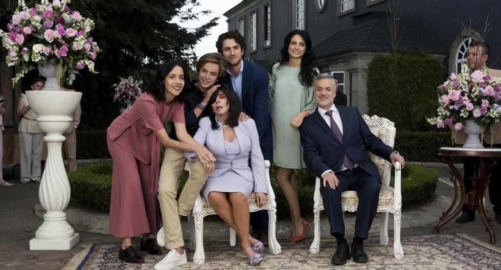 """""""La casa de las flores"""" se encuentra en el rodaje de la segunda temporada y siguen sumando nuevos personajes. (Fotos: Netflix)"""
