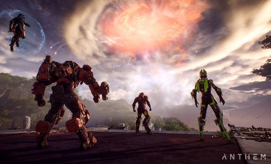 Al parecer, un nuevo evento llegará al universo de Anthem.