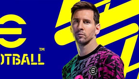 'eFootball' será un título totalmente gratuito para las diversas plataformas.