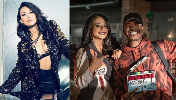 "Naya Rivera: Christina Milian reemplazará a la fallecida actriz en la serie ""Step Up"". (Foto: @nayarivera/@christinamilian)"