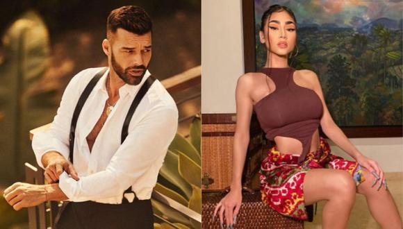"""Ricky Martin y Paloma Mami se unen en el sencillo """"Qué Rico Fuera"""". (Foto: @ricky_martin/@palomamami)"""