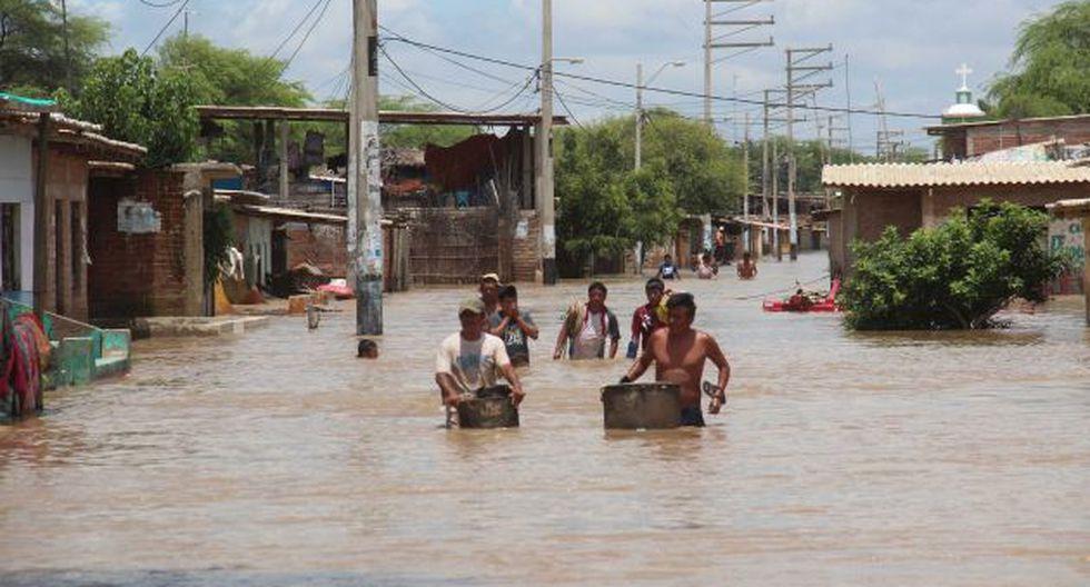 Presidencia del Consejo de Ministros aprueba plan para reconstruir zonas afectadas por inundaciones y huaicos.
