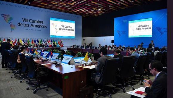 Los coordinadores de los 33 países de la región afinan detalles para la Cumbre de las Américas (Twiiter)