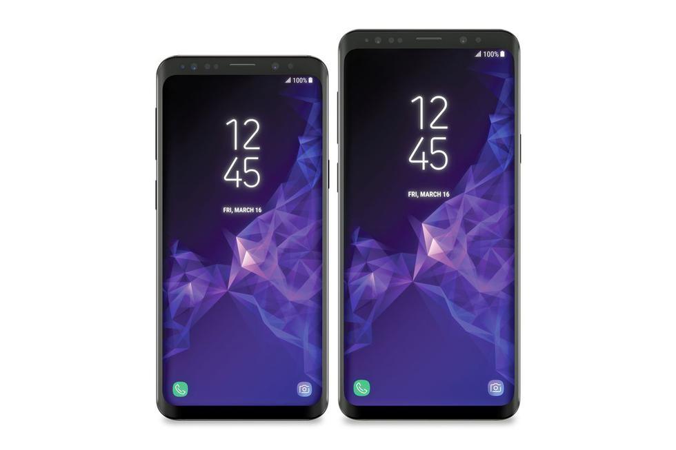 La famosa fuente de filtraciones Evan Blass ya ha revelado el diseño del Samsung Galaxy S9 antes de su anuncio oficial, que tendrá lugar el 25 de febrero durante el Mobile World Congress 2018 (MWC) que se llevará a cabo en Barcelona. (@evleaks)