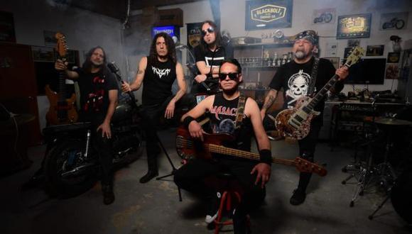 M.A.S.A.C.R.E. es considerado un importante referente del heavy metal peruano. (Foto: Difusión)