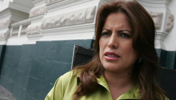 """Carmen Omonte consideró """"prudente"""" que el oficialismo continúe al frente de Legislativo. (USI)"""