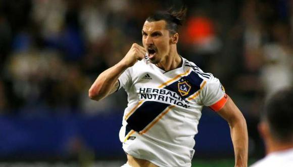Las divertidas historias de Zlatan Ibrahimovic en la MLS contadas por un antiguo compañero en Los Angeles Galaxy. (Foto: AFP)