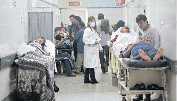 Exigen fiscalizar tercerizaciones en los hospitales del país. (USI)