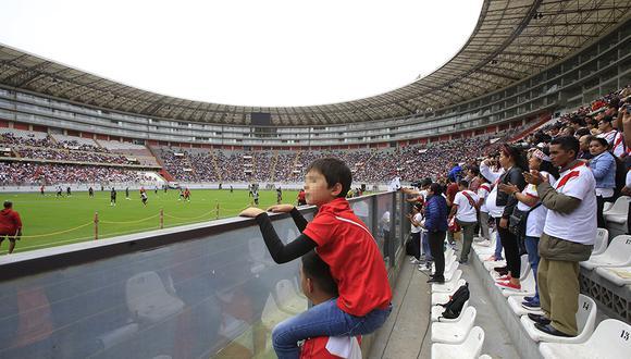 FPF nombra a presidente de Comité Organizador del Mundial Sub 17 Perú 2019. (Foto: El Comercio)