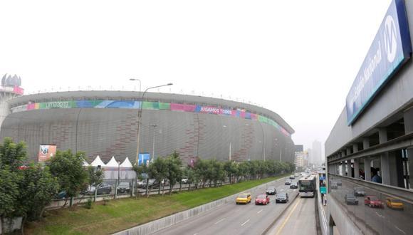 El Estadio Nacional será sede de la inauguración de los Juegos Panamericanos Lima 2019. (Difusión)